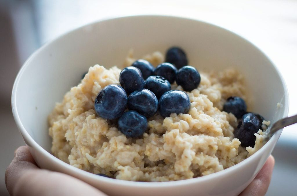 Slow Cooker Maple Oatmeal