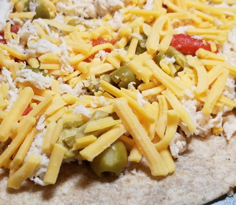 Chicken Quesadillas in the Oven