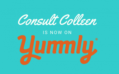 Consult Colleen Now on Yummly!